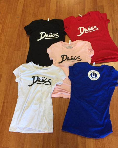 LADIES TEES